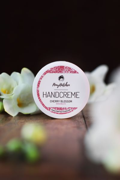 Feste Handcreme Cherry Blossom - limited edition
