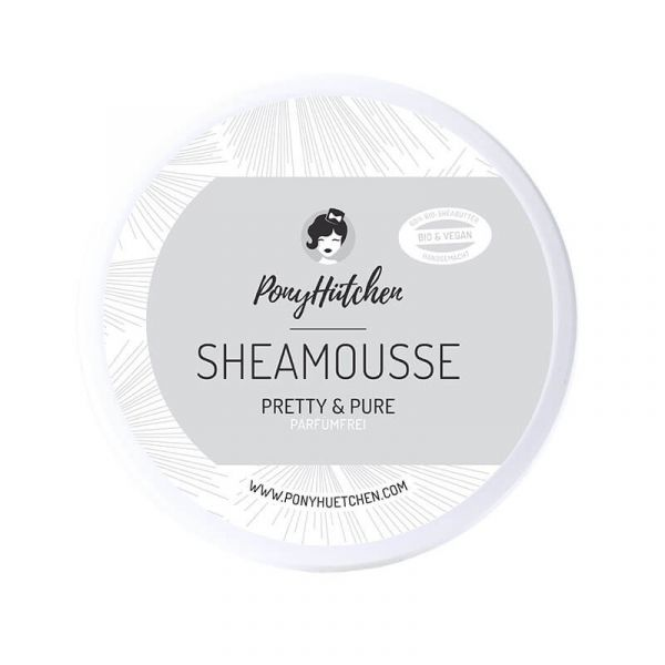 Sheamousse Pretty & Pure
