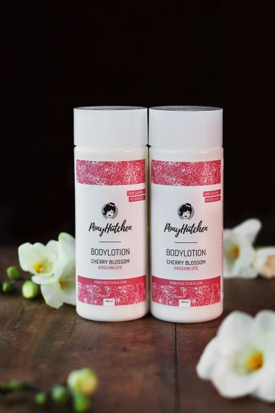 Sparset Naturkosmetik Bodylotion Cherry Blossom (2x 200 ml) - limited edition