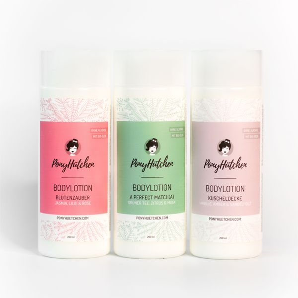 Bodylotion Set Most Wanted (3x 200 ml)