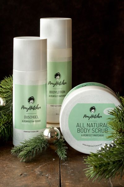 Weihnachts-Set A Perfect Match(a) (Duschgel, Bodylotion & Body Scrub)