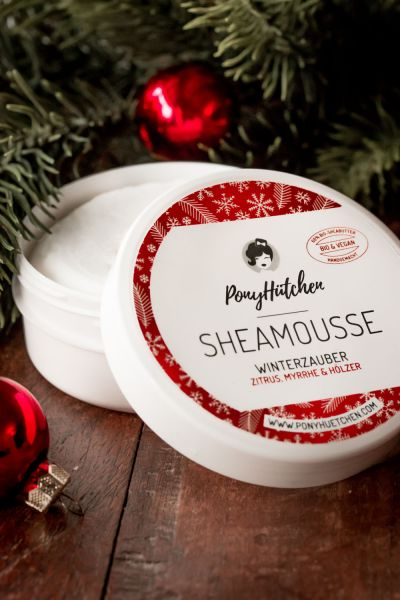 Sheamousse Winterzauber Limited Edition