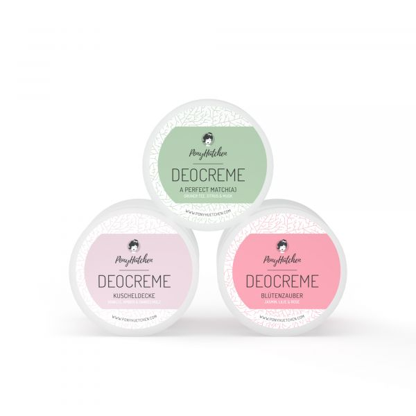 Deocreme Set ´Most Wanted´ 3 x 50ml