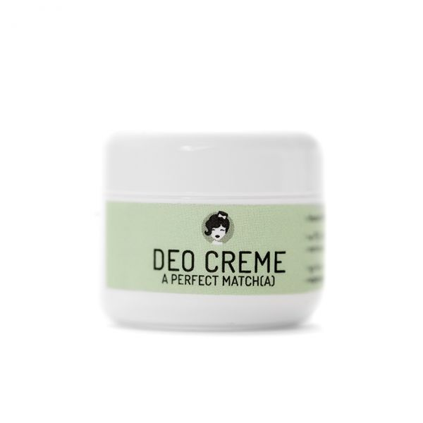 Neue Rezeptur - Deo Creme A Perfect Match(a)