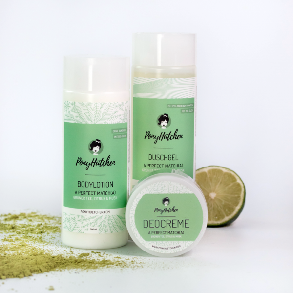 Sparset A Perfect Match(a) (Duschgel, Bodylotion & Deocreme)